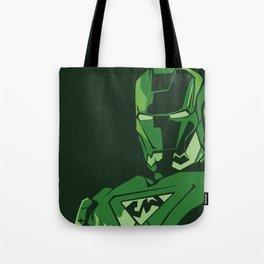 saudi iron man Tote Bag