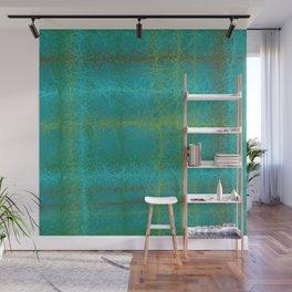 Woolen lines Wall Mural