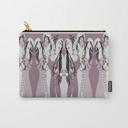 Winter Women Carry-All Pouch