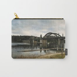 Siuslaw River Bridge Carry-All Pouch