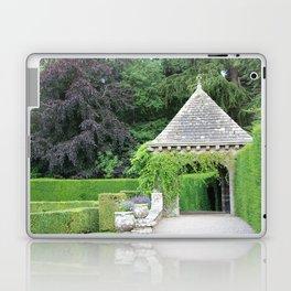 Gazebo dans le Jardin Italien Laptop & iPad Skin