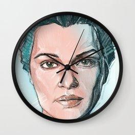 rachel weisz Wall Clock