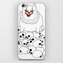 Cat IT iPhone Skin