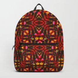 Hot Batik Diamonds & Stars Backpack