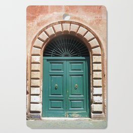 Door in Rome Cutting Board