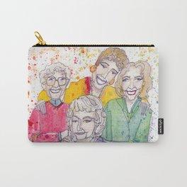 Golden Girls Carry-All Pouch
