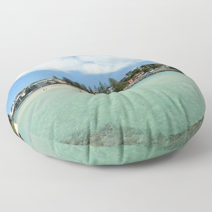 Coastal Bliss Floor Pillow