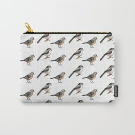 Tiny Birds Carry-All Pouch