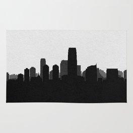 City Skylines: Jersey City Rug