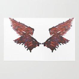 Cas's Wings Rug