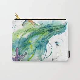 Whispers By The Sea Carry-All Pouch