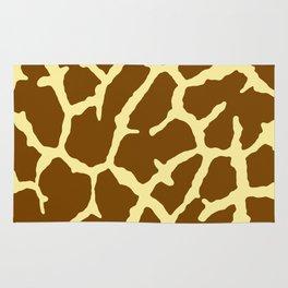 Giraffe Print Rug