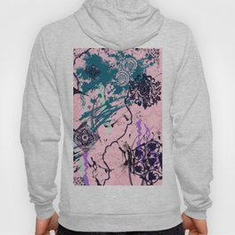 Abstract motif Hoody