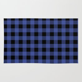 Blue Flannel Rug