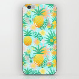 Fruits pattern iPhone Skin
