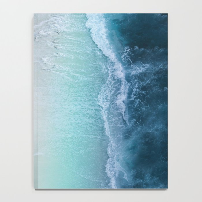 Turquoise Sea Notebook