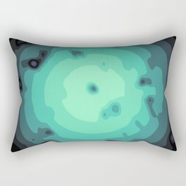 Art of randomness #132 Rectangular Pillow