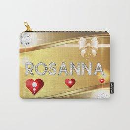 Rosanna 01 Carry-All Pouch