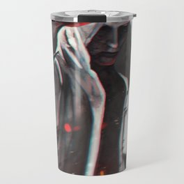 There is a fire inside of this heart Travel Mug