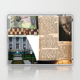 atomic Rabi Laptop & iPad Skin