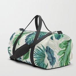 Lush Greens Duffle Bag
