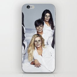 Helldashians iPhone Skin