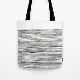 Water -minimalist line drawing Tote Bag
