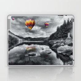 Above The Lake Laptop & iPad Skin