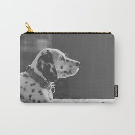 Peace, Love & Spots Carry-All Pouch