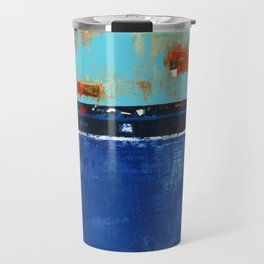 Dress Blues Travel Mug