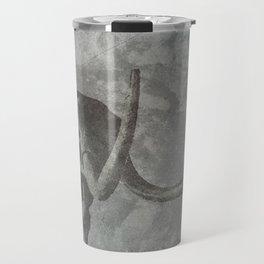 Half Tone Mammoth Travel Mug