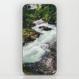 Vintgar Gorge, 2 iPhone Skin