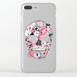 Famous When Dead Clear iPhone Case