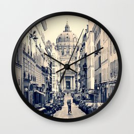 Rencontre fortuite Wall Clock