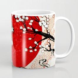 Japan Tiger Coffee Mug