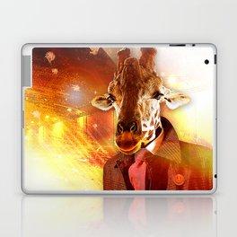 Be Nice to ANImals Laptop & iPad Skin