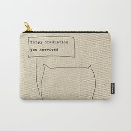 Happy graduation Carry-All Pouch