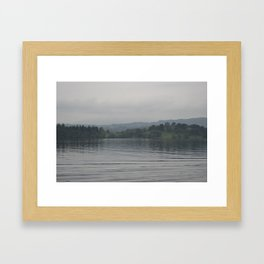 Lake Windermere, Lake District, England, United Kingdom UK Framed Art Print