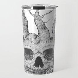 Faith in Death Travel Mug