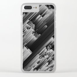 (CHROMONO SERIES) - ITCH Clear iPhone Case