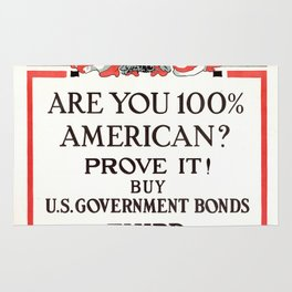 Are you 100% American Rug