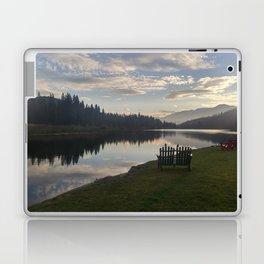 Morning Lake Laptop & iPad Skin
