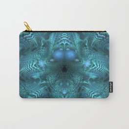 Juju Blue Carry-All Pouch