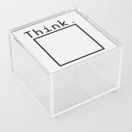 Outside the Box Acrylic Box