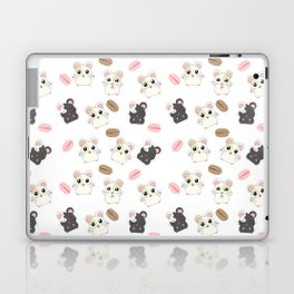 Hamsters and Macarons Laptop & iPad Skin