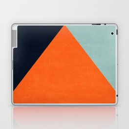 mod triangles - autumn Laptop & iPad Skin