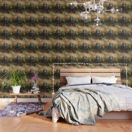 Ensign and the Elderberries Wallpaper