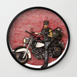 Grandpa T Wall Clock