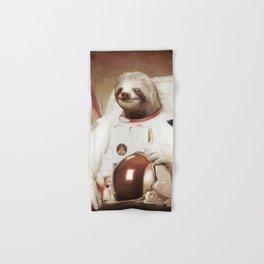 Sloth Astronaut Hand & Bath Towel