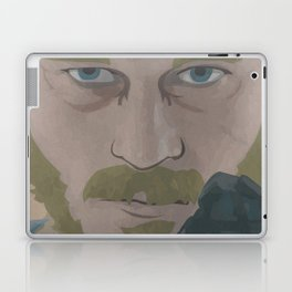 Ragnar Lothbrok from Vikings Laptop & iPad Skin